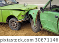 Traffic accident car crash 30671146