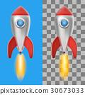 火箭 空间 船 30673033