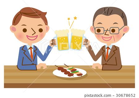 矢量 啤酒 淡啤酒 30678652