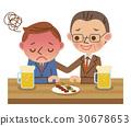 vector, vectors, beer 30678653