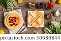 美味 水果 煎餅 30680844