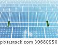3d, illustration, solar 30680950
