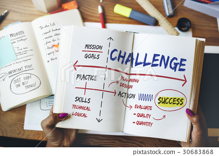 Challenge Practice Planning Mission Goals 30683868
