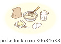 hotcake, pancake, ingredient 30684638
