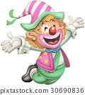 小丑 能量 熱情 30690836