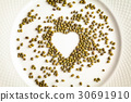 mung, bean, heart 30691910