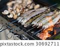 海鮮燒烤 30692711