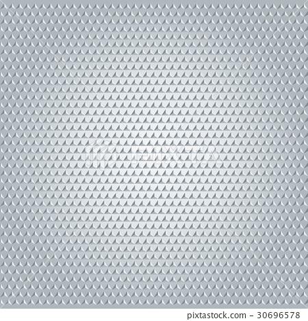 3d Geometric pattern, triangular pyramid, vector 30696578