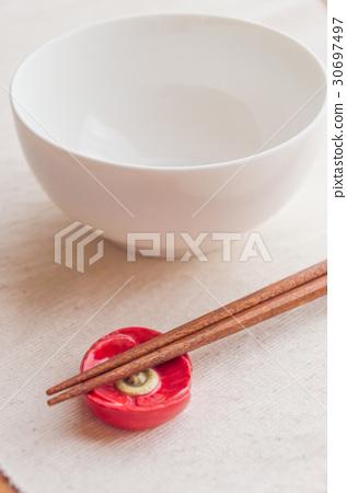 碗筷圖像午餐席子 30697497
