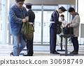 行李 一個入口 門口 30698749