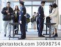 行李 一個入口 門口 30698754
