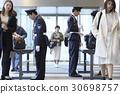行李 一個入口 門口 30698757