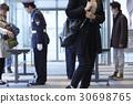 行李 一個入口 門口 30698765