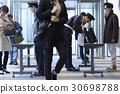 行李 一個入口 門口 30698788