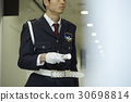 security guard, policing, guard man 30698814