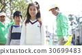 高级志愿者学校道路的安全援助 30699483