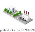 city urban factory 30701020