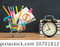 time for back to school don't be late 30701812