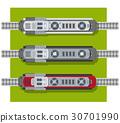 หัวรถไฟ,ทางรถไฟ,รถไฟ 30701990
