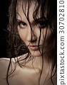hair, wet, woman 30702810