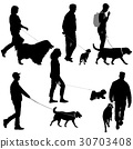 dog people set 30703408