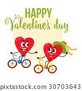 valentine, day, heart 30703643