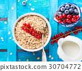 oatmeal oat blueberry 30704772
