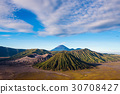 Mount Bromo volcano,East Java, Indonesia. 30708427