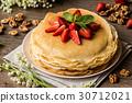 美味 水果 煎餅 30712021