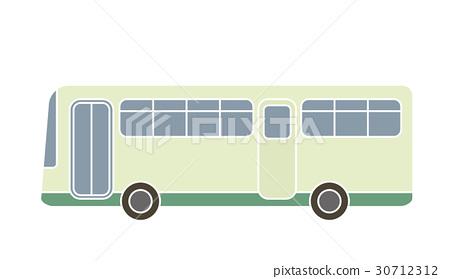 Bus _ retro color 30712312