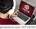 digital, media, entertain 30718292