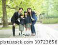 부모와 자식 입학식 가족 라이프 스타일 이미지 30723656