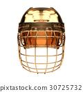 金色 冰球 曲棍球 30725732