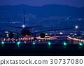 飞机 机场 起飞 30737080