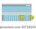 银行【建筑·系列】 30738344