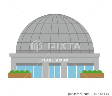 플라네타륨 [건물 시리즈] 30738345