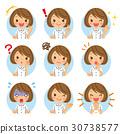 护士 女生 女孩 30738577