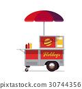 食物 食品 购物车 30744356