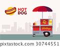 食物 食品 购物车 30744551
