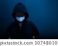 冠鴉 黑客 罪犯 30748010