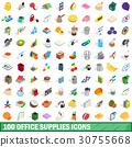 100, office, supplies 30755668