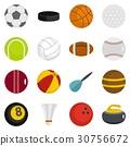 sport, balls, icon 30756672