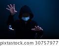 冠鴉 黑客 罪犯 30757977