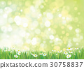Vector  nature  background. 30758837