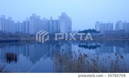 Sangdong Lake Park, Bucheon city, Gyeonggi-do 30760706