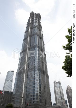 진마오타워,푸동,상해,중국 30761824