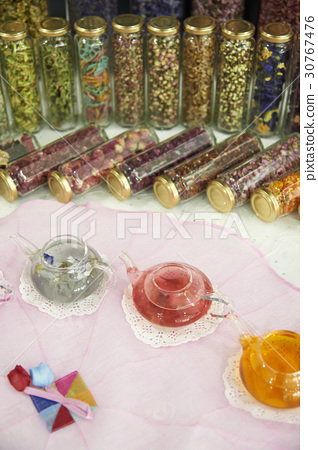 Tea, flowering 30767476
