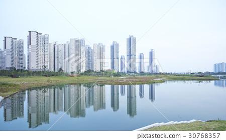 청라호수공원,청라국제도시,서구,인천 30768357