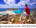 travel, man, balos 30769296
