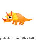 dinosaur, triceratops, cute 30771483